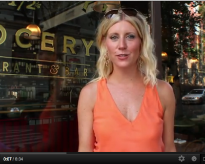 {VIDEO} Michaela's Map, NYC, NY: West Village Eats with Gabriel Stulman