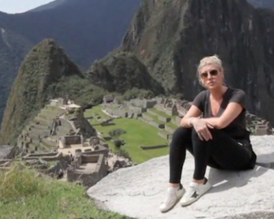 {VIDEO} Michaela's Map, Peru: Adventure from the Amazon to Machu Picchu