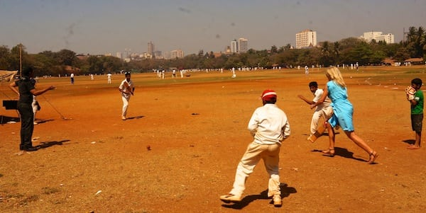 Mumbai cricket - 'Oh the People You Meet!