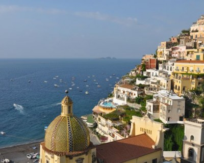 Hiking Amalfi: vistas, history & Italian food