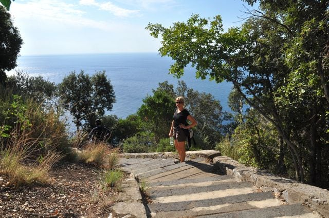 On the Amalfi Coast Trails
