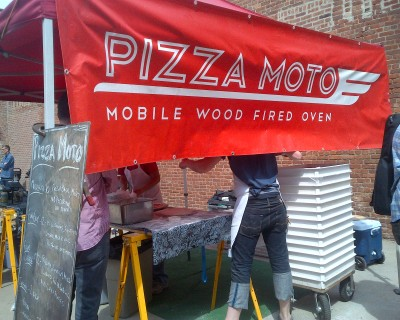 Street Food: Smorgasburg in DUMBO, Brooklyn, New York