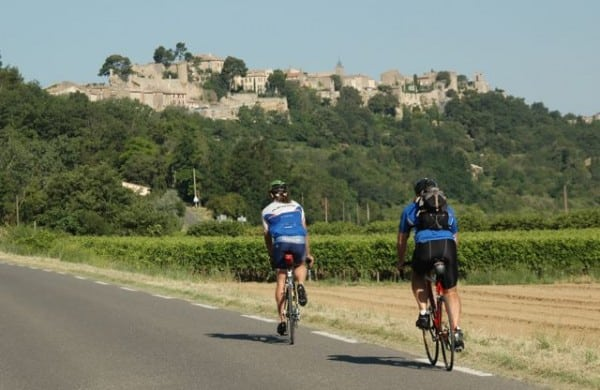Visit Provence by bike_Ménèrbes.