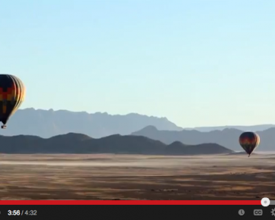 TRAVEL VIDEO Michaela's Map: Southern Africa, Living Deserts of Namibia and South Africa