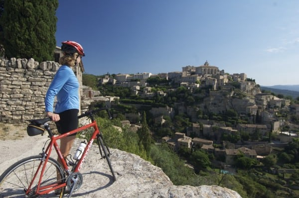 Visit Provence by bike_Gordes
