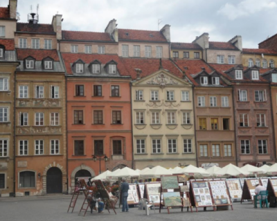 Poland Calling: Warsaw, Lublin and Krakow
