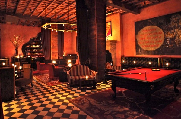 Gramercy Park Hotel Bar Rose