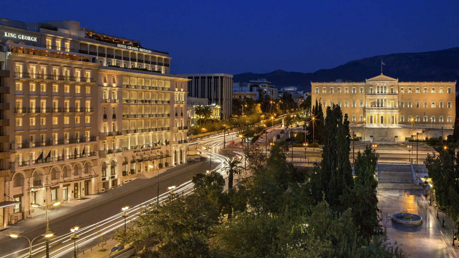 Mary gostelow 39 s hotel of the week athens 39 luxury for Luxury hotel collection