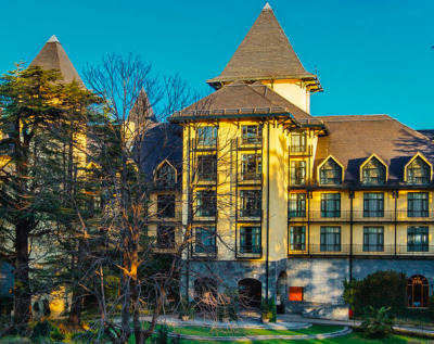 Mary Gostelow's Hotel of the Week: Wildflower Hall, Shimla, Himalayas