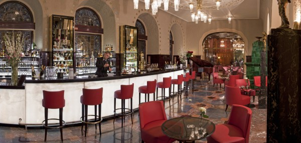 Belmond Grand Europe St. Petersberg dining_lobby_bar