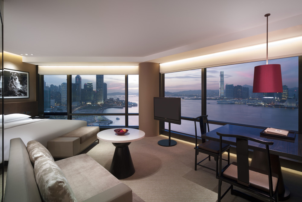 Grand Hyatt Hong Kong Executive Room