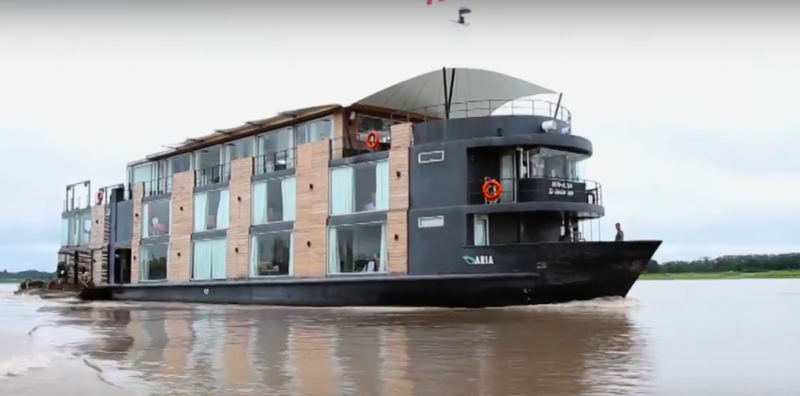 Experience Peru Aqua Expeditions amazon river boat
