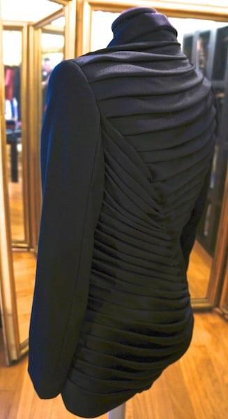 Milan black jacket