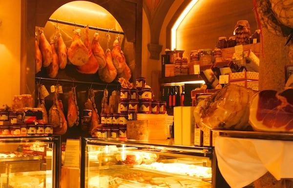Milan pork