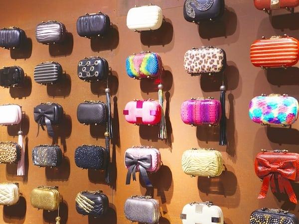 Milan purses