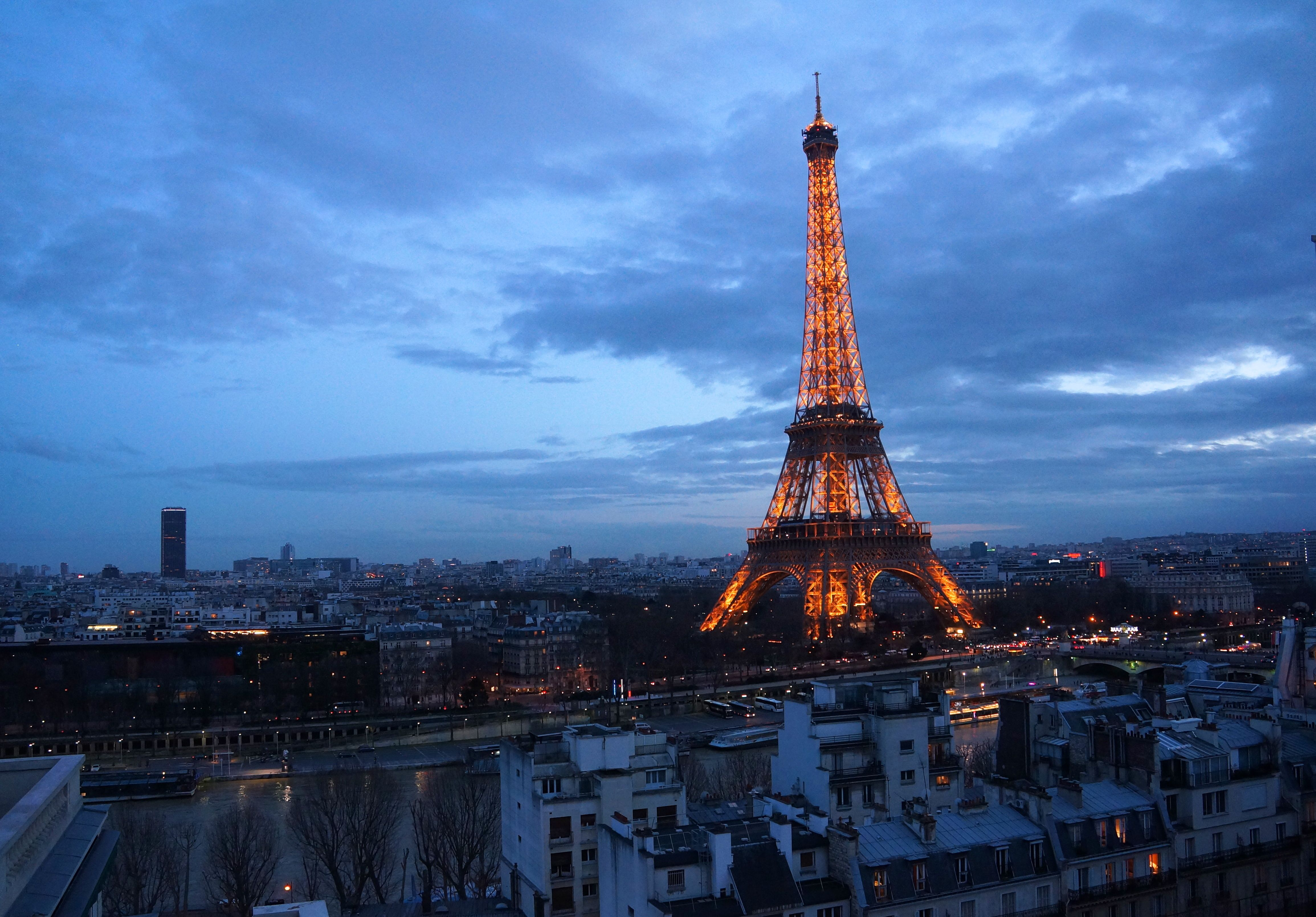 What's Old Is New Again Part 2: Paris, France