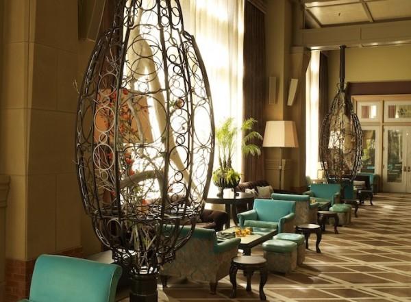 Soho Grand Hotel Bar Salon Manhattan