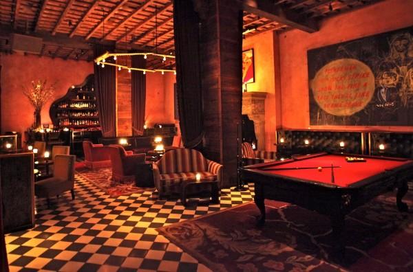 Gramercy Park Hotel Bar Rose