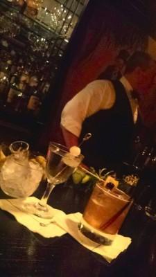 Monkey Bar New York City Grayden Carter cocktails