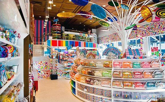 Dylan's Candy Store Miami
