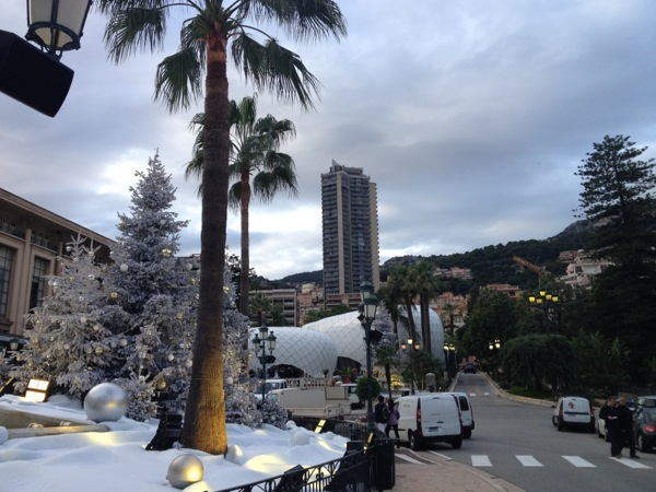 Monte-Carlo Monaco Casino Square hôtel hermitage
