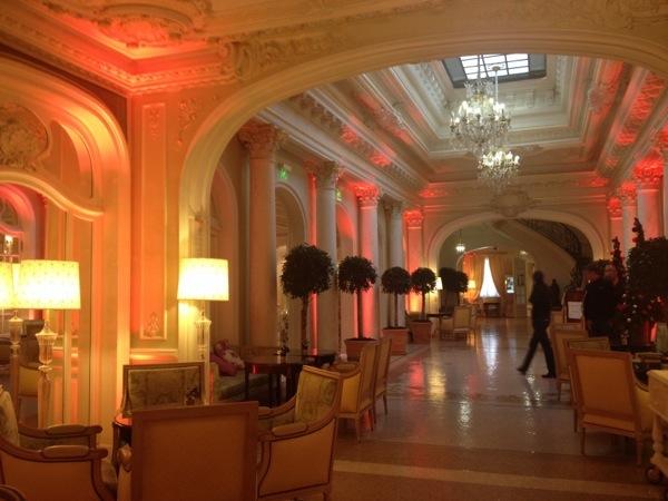 Monte-Carlo Monaco Casino hôtel hermitage