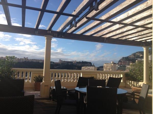 Monte-Carlo Monaco hôtel hermitage Royal Palace