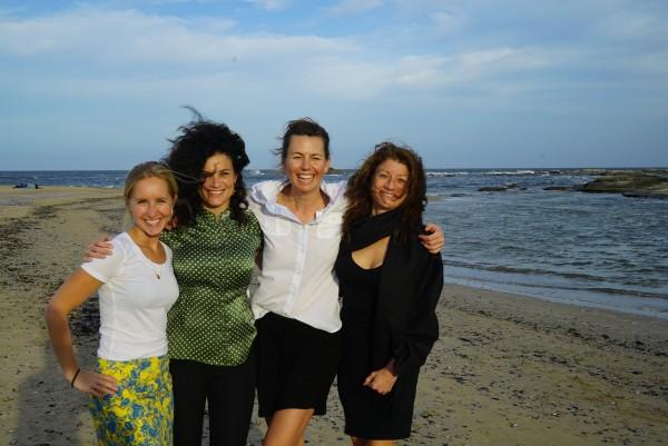Cari Gray Visit Uruguay Beach