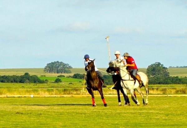 Polo fields Estancia Vik Jose Ingracio Visit Uruguay