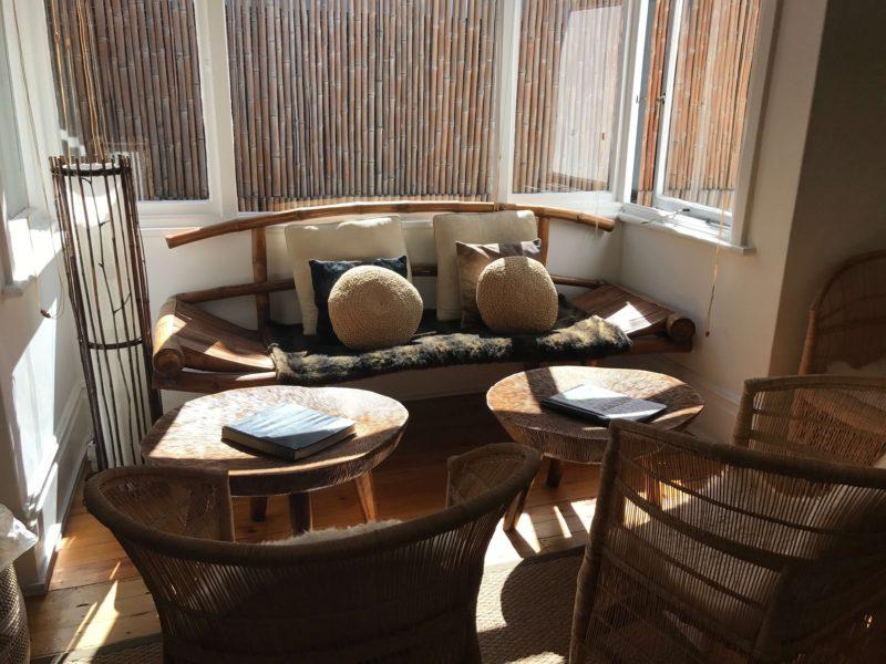 Antrim Villa Cape Town Africa luxury hotel sustainable fair trade