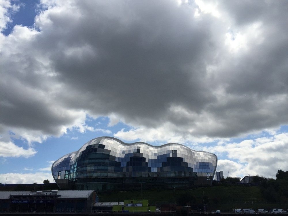 Sage Gateshead Photography by Kristen Gill