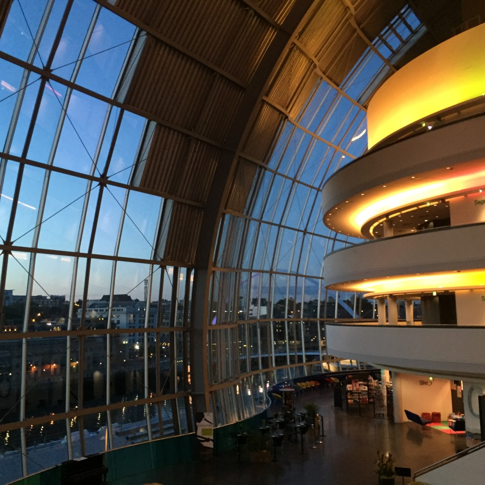 The Sage in Gateshead Photography by Kristen Gill