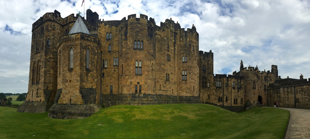 Castles of Northumberland Photography by Kristen Gill