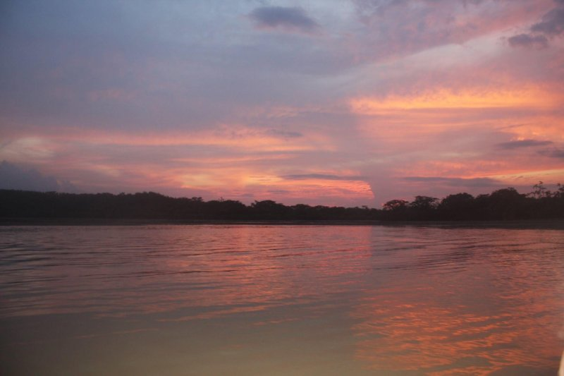 Amazong sunset Olivia Balsinger