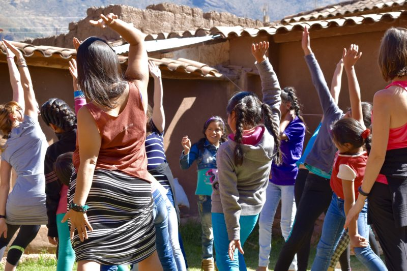 Sacred Valley Project Souljourn Yoga Peru